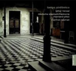 "Lothar Hensel, Dt. Staatsphilharmonie: ""Tango sinfonico"""